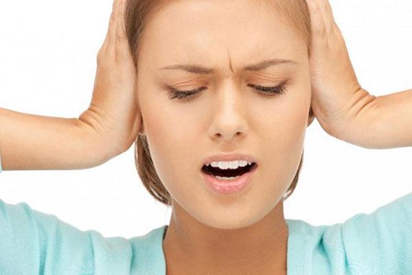 درمان وزوز کردن گوش