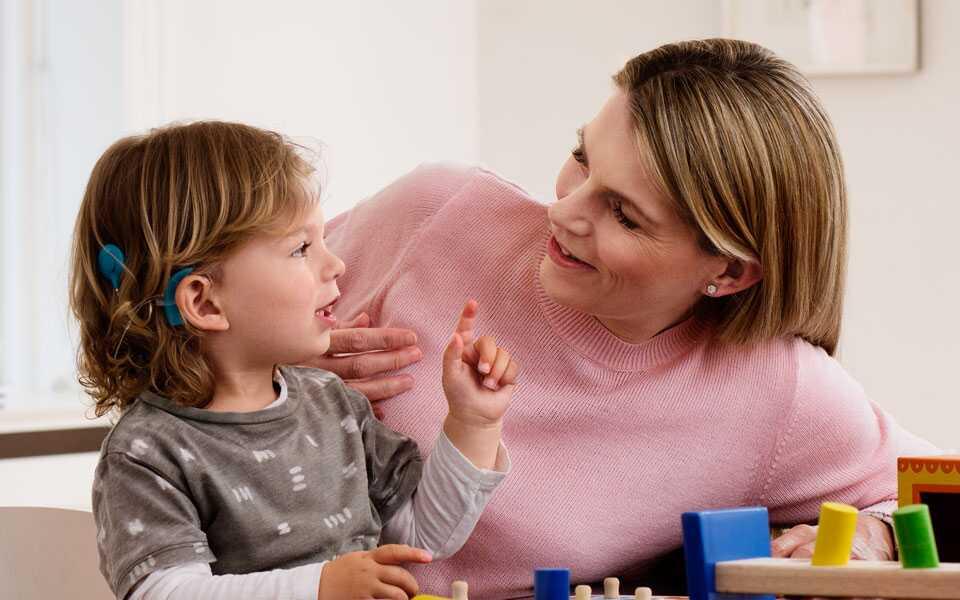 روش های توانبخشی شنوایی برای ارتباط با کودک کم شنوا